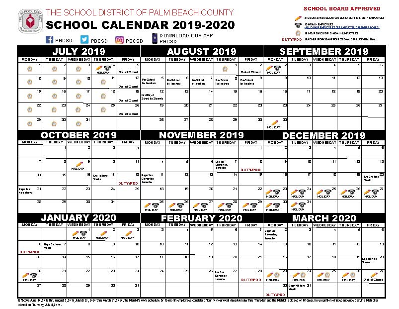 Palm Beach Schools Calendar 2020 Madison Green Clubhouse